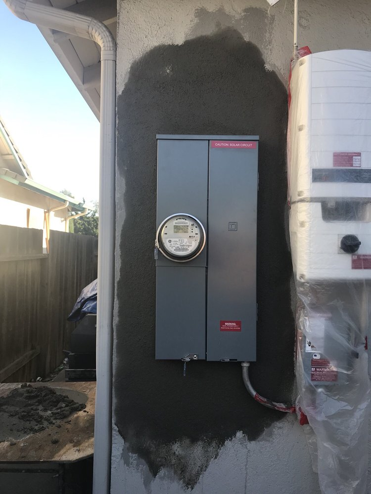 California Power And Light Electrical Panel Upgrade 21