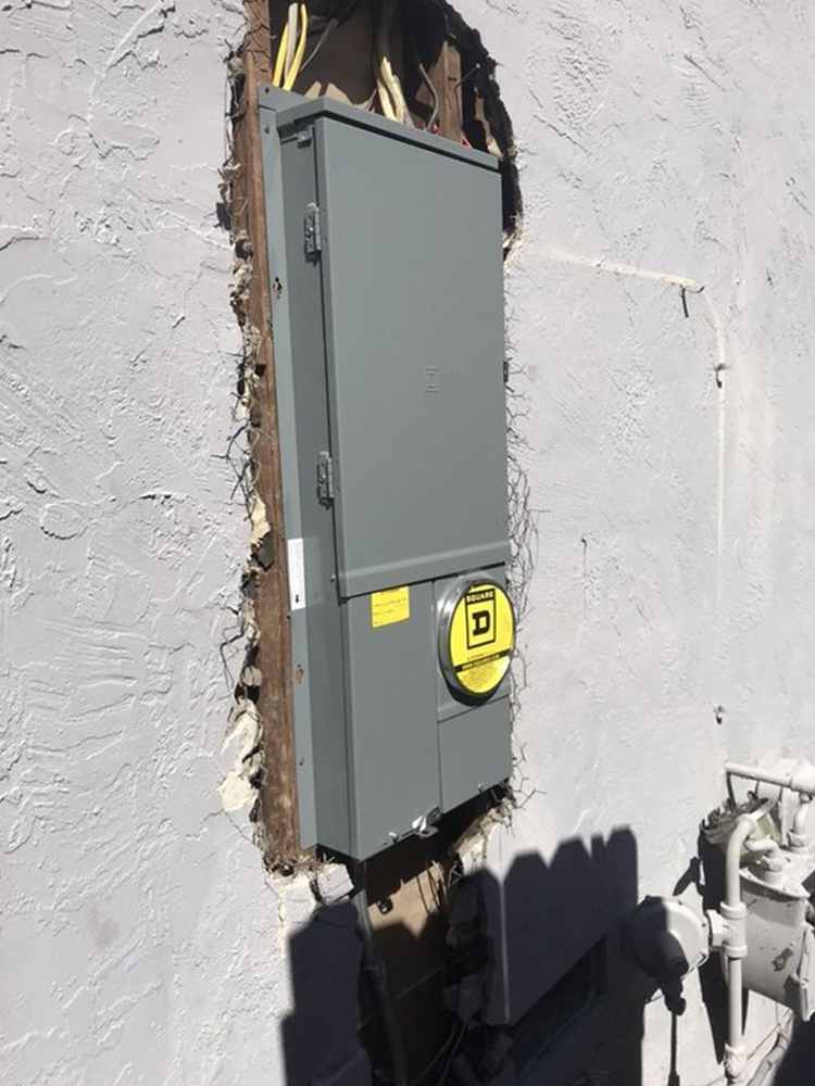 California Power And Light Electrical Panel Upgrade 22