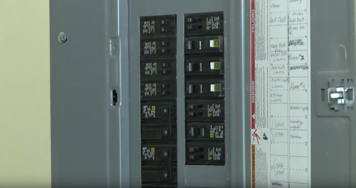 California Power and Light Electrical Panel Upgrade 26