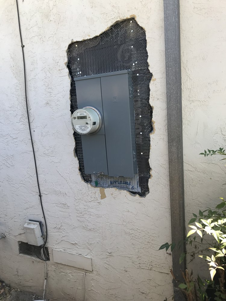 California Power and Light Electrical Panel Upgrade 40